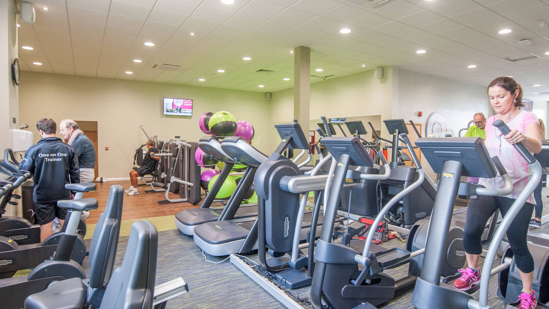 Health and Fitness at Woodbury Park